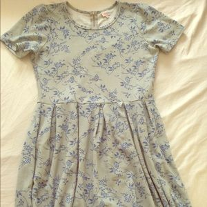 LuLaRoe Dresses - LuLaRoe Amelia dress 2XL